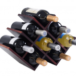 Wooden Bottle Rack Wine Holder for 8 / 12 / 24 / 28 / 40 / 44 / 72 / 120 Bottles