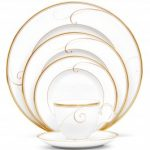 Noritake Golden Wave 5-Piece Place Setting