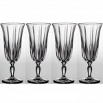 Noritake Vendome Platinum Iced Beverage, 12 oz, Set of 4
