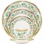 Noritake Yoshino 5-Piece Place Setting-Sample