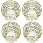 Noritake Yoshino 20-Piece Set-Service for 4