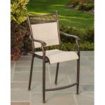 Agio Outdoor Patio Bar Stool – Manhattan