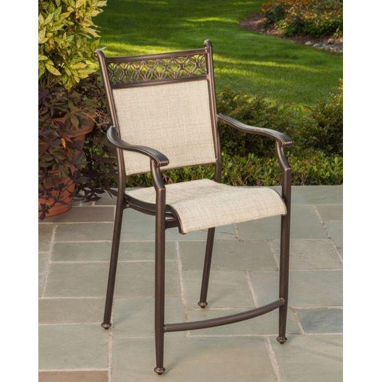 Sensational Agio Outdoor Patio Bar Stool Manhattan Everything Home Cjindustries Chair Design For Home Cjindustriesco