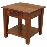Ajara Walnut End Table
