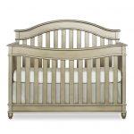 Antique Bronze 5-in-1 Convertible Crib – Hampton