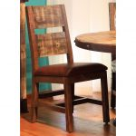 Antique Pine Dining Room Chair