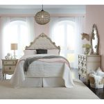 Antique White Traditional 6 Piece Full Bedroom Set – Giselle