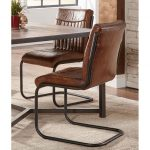 Aviator Brown Dining Chair – Studio 16