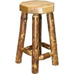 Backless Barstool – Glacier Country