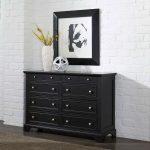 Bedford Black Dresser