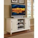 Bermuda White TV Stand