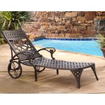 Biscayne Home Styles Chaise Lounge Chair