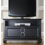 Black 42 Inch TV Stand – Cambridge