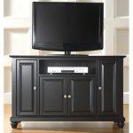 Black 48 Inch TV Stand – Cambridge