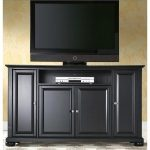 Black 60 Inch TV Stand – Alexandria