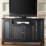 Black 60 Inch TV Stand – Cambridge