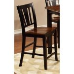 Black & Cherry Counter Stool – Dover Collection