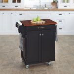 Black/Cherry Cuisine Cart
