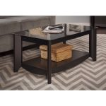 Black Coffee Table – Aero