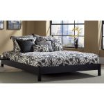 Black Full Platform Bed – Murray