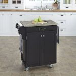 Black/Gray Cuisine Cart