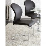 Black Modern Dining Chair – Tayside