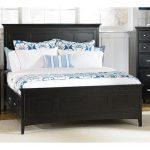 Black Queen Storage Bed – South Hampton