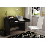 Black Secretary Desk – Work ID