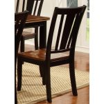 Black and Cherry Dining Room Chair – Dover Collection