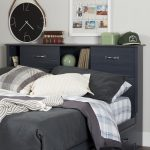 Blueberry Full Size Bookcase Headboard – Ulysses