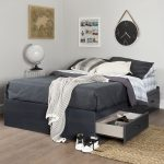 Blueberry Full Size Mates Storage Bed – Ulysses