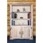 Bookcase with Storage – Montana