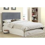 Branson Gray Upholstered Full/Queen Headboard