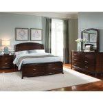 Brown 6-Piece Queen Bedroom Set – Avalon