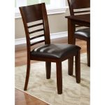 Brown Cherry Side Chair – Colin Collection