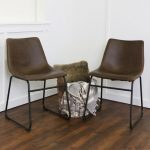 Brown Dining Chair – Aviator Collection