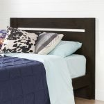 Brown Oak Full/Queen Headboard (54/60 Inch) – Flexible