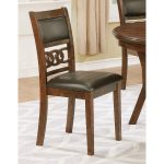 Brown Traditional Dining Chair – Cally Collection