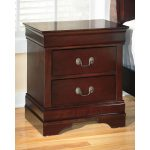 Brown Traditional Nightstand – Alisdair