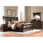 Brownstone 6-Piece King Bedroom Set – Arbor Place