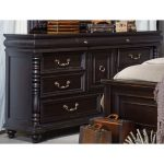 Cabernet Black Traditional Dresser – Meritage