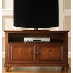 Cambridge Cherry Crosley 42 TV Stand