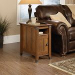 Carson Forge Washington Cherry Side Table