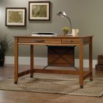 Carson Forge Washington Cherry Writing Desk