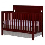Casual Classic Cherry 5-in-1 Convertible Crib – Cape Cod