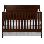 Casual Classic Espresso 5-in-1 Convertible Crib – Cape Cod