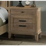 Casual Classic Natural Nightstand – Eden Park