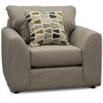 Casual Contemporary Gray Chair – Hannah