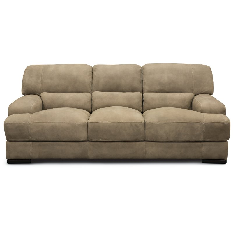 Miraculous Casual Contemporary Greystone Leather Sofa Stallone Alphanode Cool Chair Designs And Ideas Alphanodeonline