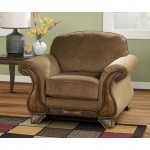 Casual Traditional Mocha Brown Chair – Montgomery